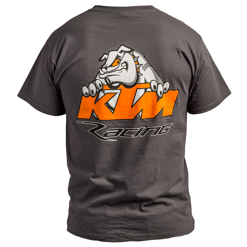 KTM Racing T-Shirt - GRAY