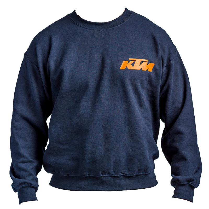 KTM Race Sweat Shirt - BLUE